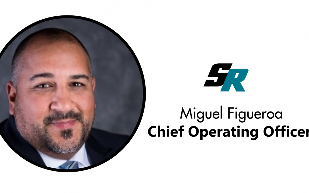 Sasser Welcomes New COO – Miguel Figueroa