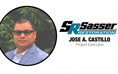 Sasser Announces New Project Executive
