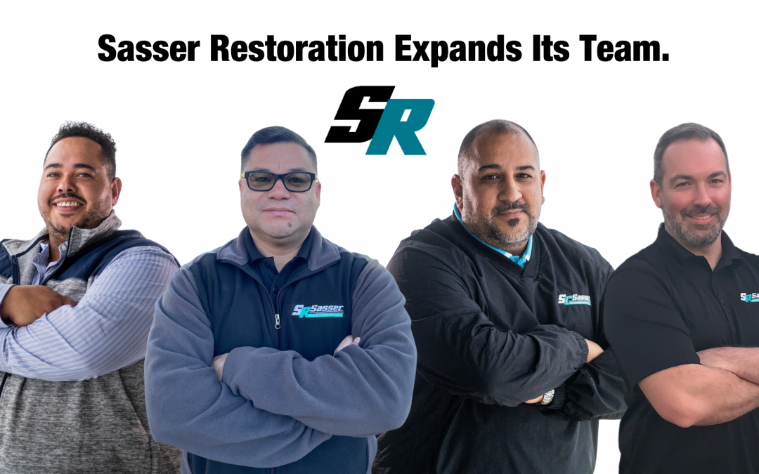 Sasser Restoration Expands Its Team