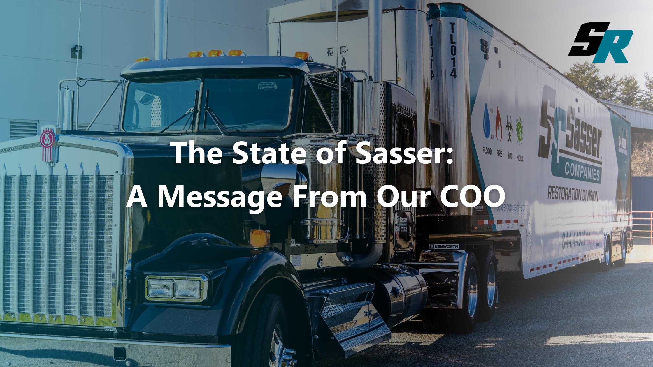 Sasser Restoration- Large Loss Mitigation