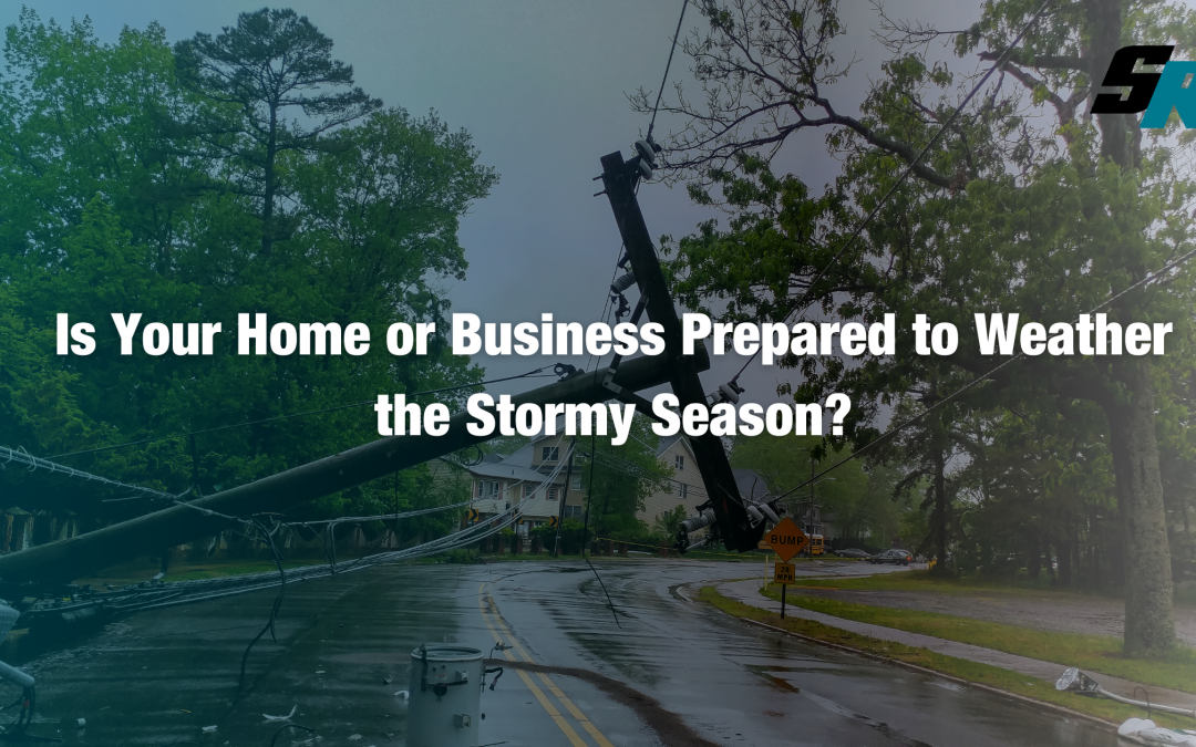 Prepare to Weather the Stormy Season with Sasser Restoration