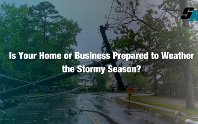 Prepare to Weather the Stormy Season with Sasser Restoration