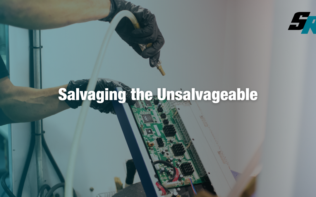Salvaging the Unsalvageable
