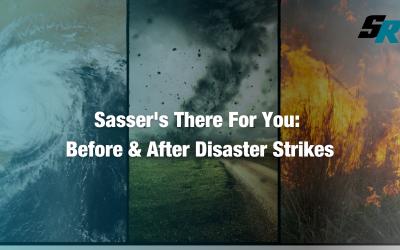 Sasser Restoration Can Help Before & After A Natural Disaster