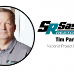 Sasser Restoration Announces National Project Executive