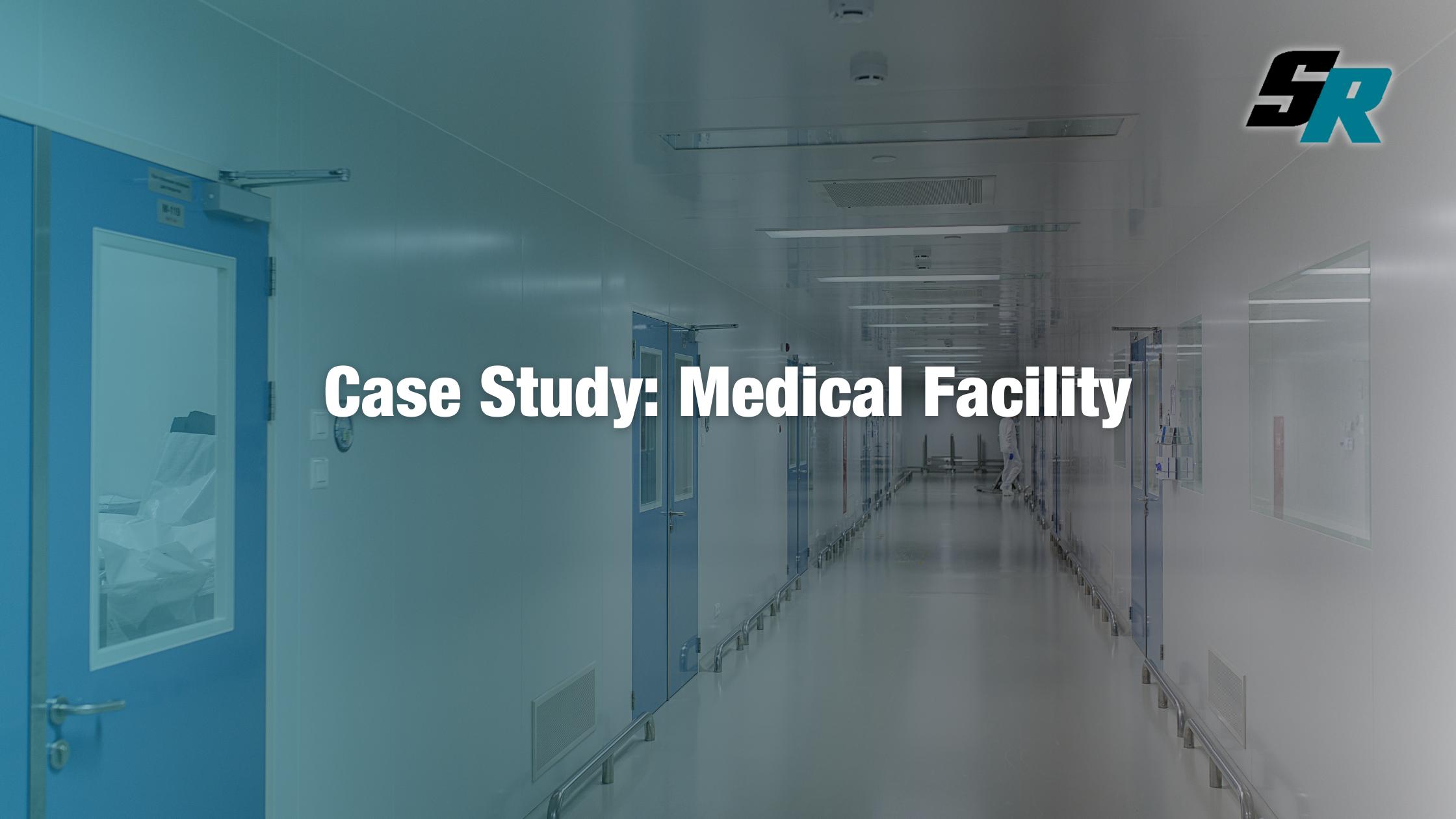 A Sasser Restoration Case Study Involving a Medical Facility