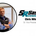 Chris Mitchell is Announced as Sasser's Senior Vice President- DFW
