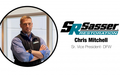 SASSER RESTORATION APPOINTS CHRIS MITCHELL AS SENIOR VICE PRESIDENT- DFW: A 15-year restoration veteran will help assist the firm's central United States operations.