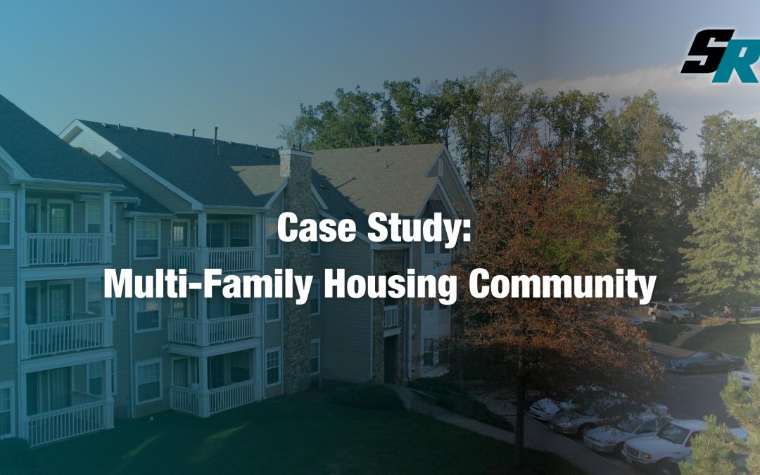 Case Study: Multi-Family Community Large Loss Restoration